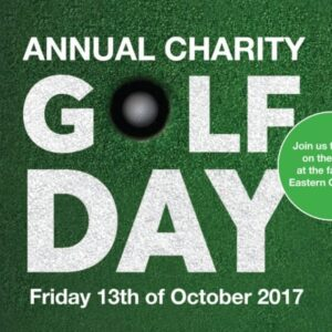 Golf Day Flyer 2017 Front