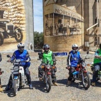 Postie Bike Ride 2021